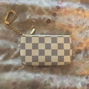 Daisy Rose key chain wallet